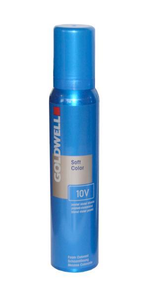 Goldwell Pěnový přeliv na vlasy 125 ml - 10V pastelová blond (213313)