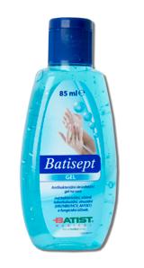 Batisept Gel antibakteriální gel na ruce - 85 ml (1325100117) - Batist