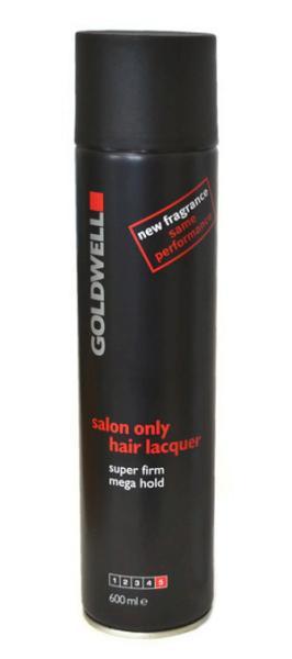 Goldwell Lak na vlasy Super Firm, maximální fixace - 600 ml (227979)