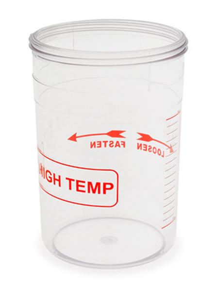 Náhradní plastová nádobka Weelko pro obličejový napařovač B-002 (10052) + DÁREK ZDARMA