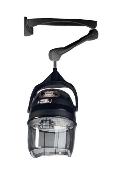Sušící helma na rameni Ultron Corail 1500 - 2 rychlostní, černá (0451000-02+5022109) + DÁREK ZDARMA