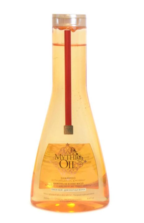 Šampon pro pevné, nepoddajné vlasy Loréal Mythic Oil 250 ml