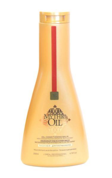 Péče pro pevné, nepoddajné vlasy Loréal Mythic Oil 200 ml + DÁREK ZDARMA