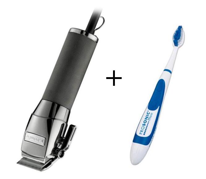 Strojek BaByliss Pro FX880 + ZDARMA zubní kartáček (FX880E + 630182) + DÁREK ZDARMA