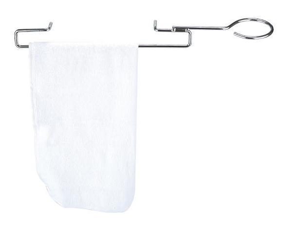 Držák na ručníky a misku pro manikúrní stůl Sibel (7310900) + DÁREK ZDARMA