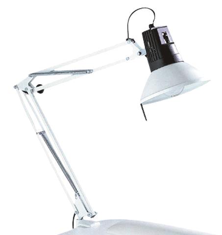 Stolní kosmetická lampa na manikúru Sibel - 15 W (7310700) + DÁREK ZDARMA