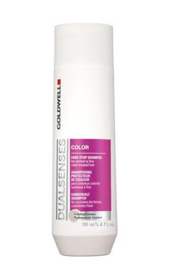 Cestovní šampon Goldwell DS Color, barvené vlasy 100 ml (202432)