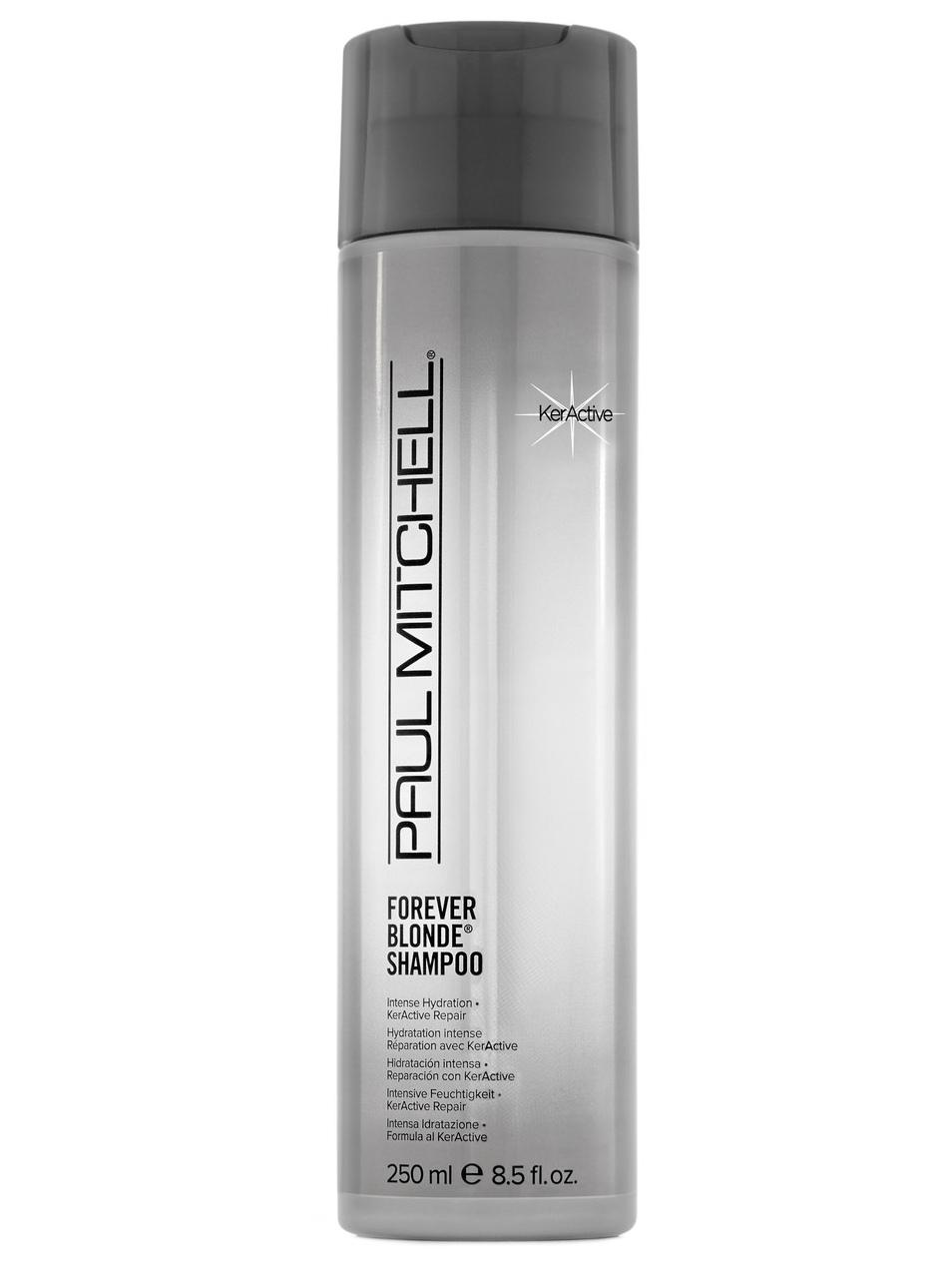Bezsulfátový šampon pro blond vlasy Paul Mitchell Forever Blonde - 250 ml (110012) + DÁREK ZDARMA
