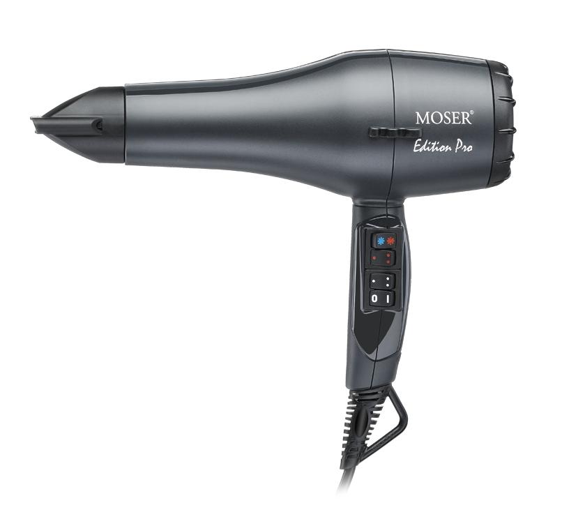 Profesionální fén na vlasy Moser Edition Pro 4330-0050 - 1900 W + DÁREK ZDARMA