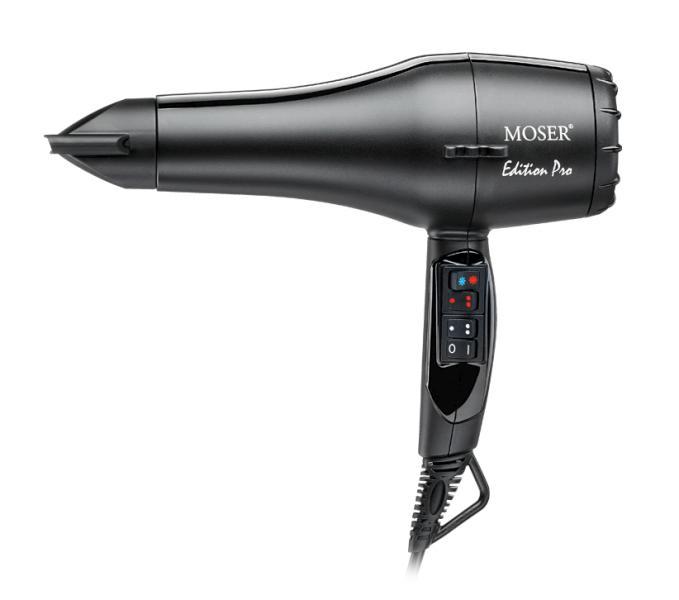 Profesionální fén na vlasy Moser Edition Pro 4331-0050 - 2100 W + DÁREK ZDARMA