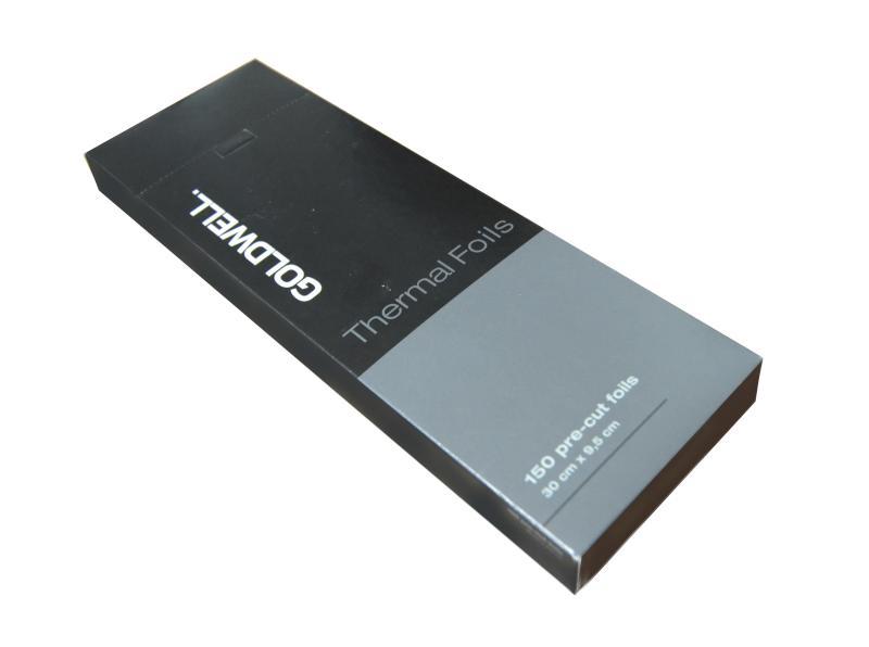 Termofólie na barvení Goldwell - 1bal/150ks (247731)