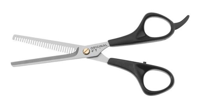 """Kadeřnické efilační nůžky Original Best Buy Eco 6"""" - 30 zubů (7075360) + DÁREK ZDARMA"""