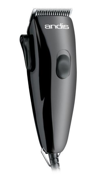 Stříhací strojek na srst Andis PM-1 - černý (23200) + DÁREK ZDARMA