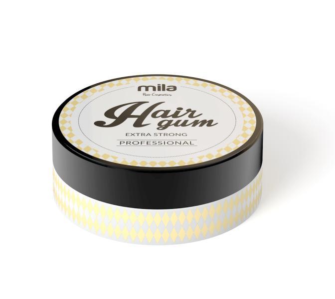 Modelovací guma na vlasy Mila Hair Cosmetics Gum - 130 g (0103001)