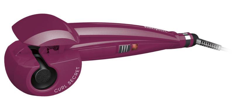 Kulma na vlasy BaByliss C903PE pro perfektní lokny - růžová + DÁREK ZDARMA