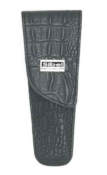 Kadeřnická kapsa na opasek Sibel Slim Boy 1 - černá (0151011) + DÁREK ZDARMA