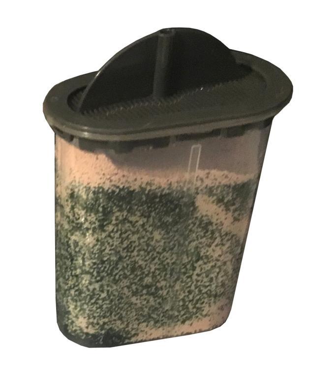 Filtr pro žehličku na vlasy s párou SteamPod - 1 ks, rozbaleno - Rowenta + DÁREK ZDARMA