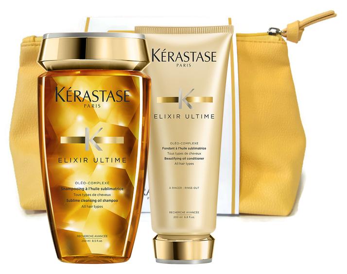 Dárkový balíček Kérastase Elixir Ultime šampon a péče + DÁREK ZDARMA