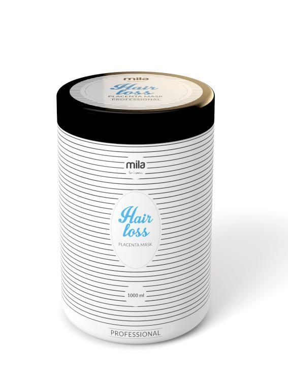 Maska proti padání vlasů Mila Hair Cosmetics Hair Loss, 1000 ml (0102400)