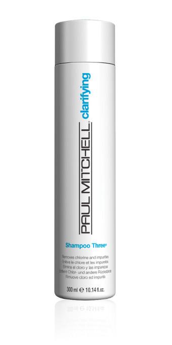 Hloubkově čistící šampon Paul Mitchell Shampoo Three - 300 ml (150133) + DÁREK ZDARMA