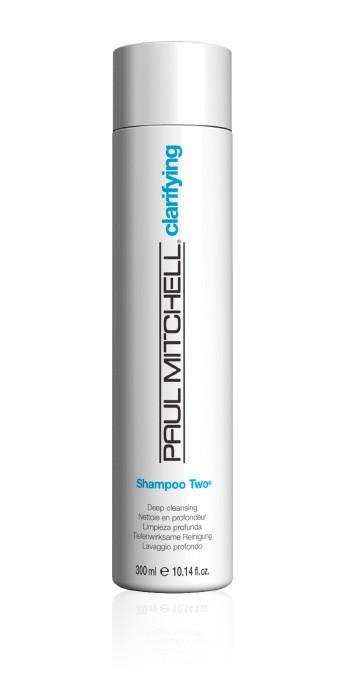 Šampon pro mastné vlasy Paul Mitchell Shampoo Two - 300 ml (150123) + DÁREK ZDARMA