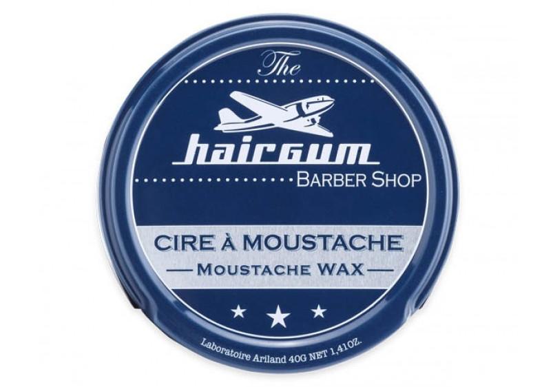 Vosk na knír Hairgum Moustache wax - 40 g (0220730)