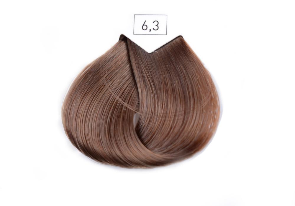 Loréal Majirel barva na vlasy 50 ml - odstín 6.3 tmavě zlatá + DÁREK ZDARMA