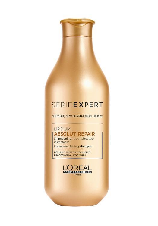 Šampon pro velmi poškozené vlasy Absolut Repair Lipidium - 300 ml - Loréal Professionnel