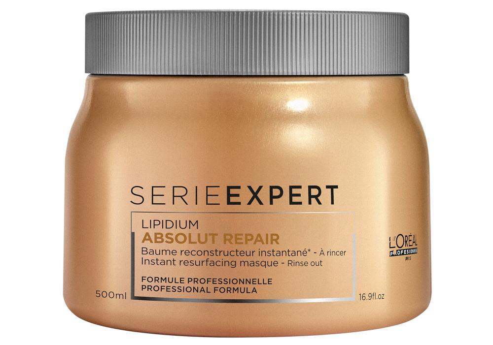 Maska pro velmi poškozené vlasy Absolut Repair Lipidium - 500 ml - Loréal Professionnel + DÁREK ZDARMA
