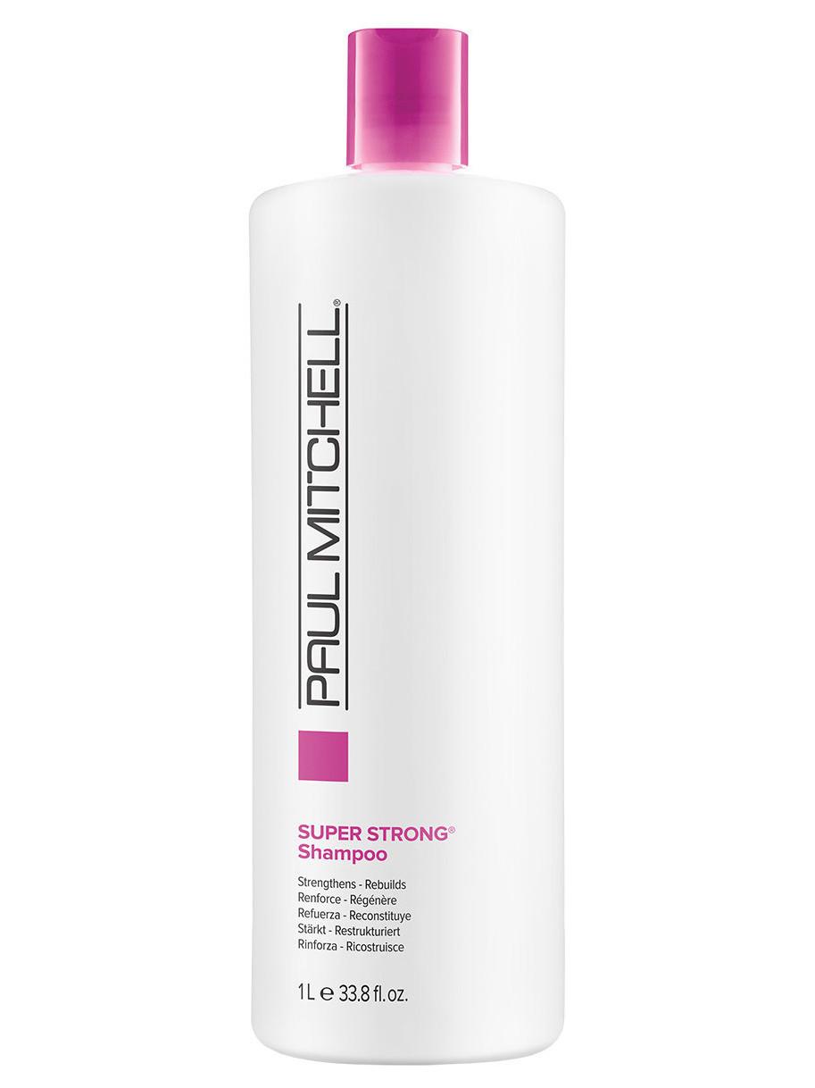 Posilující šampon Paul Mitchell Strength Super Strong - 1000 ml (105114) + DÁREK ZDARMA