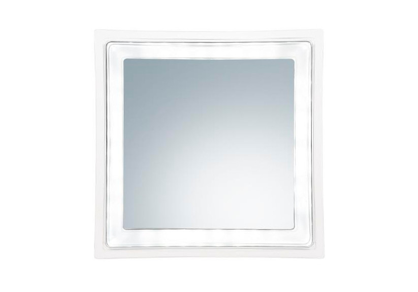 Kosmetické zrcátko s osvětlením Sibel Vienna - 5x zvětšení (4430412) + DÁREK ZDARMA
