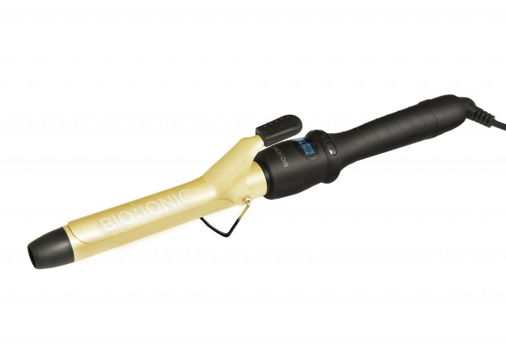 Klasická kulma na vlasy Bio Ionic GoldPro Curling Iron 1 - 25 mm (Z-GPT-CI-1.0) + DÁREK ZDARMA