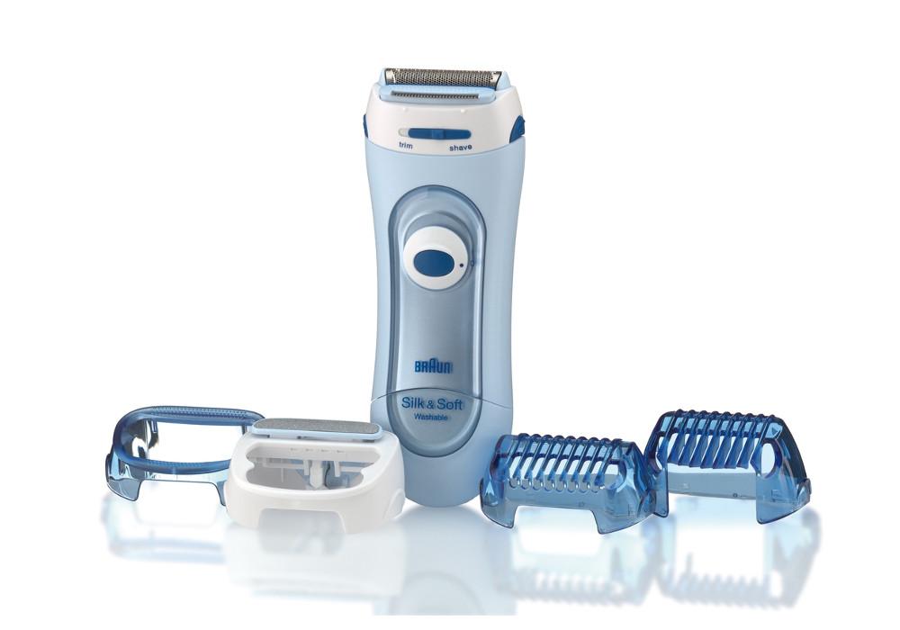 Dámský depilátor Braun LS 5160 - modrý + DÁREK ZDARMA