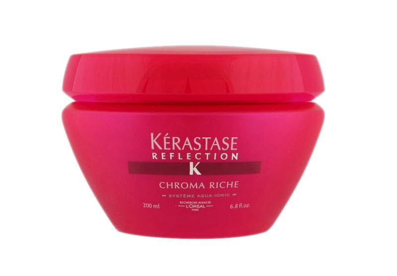 Kérastase Maska Chroma Riche pro barvené vlasy - 200 ml + DÁREK ZDARMA