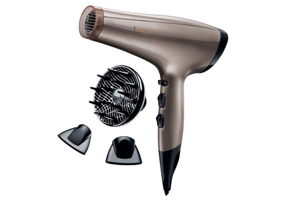 Fén na vlasy s ionizací Keratin Protect AC8002 Remington - 2200 W + DÁREK ZDARMA