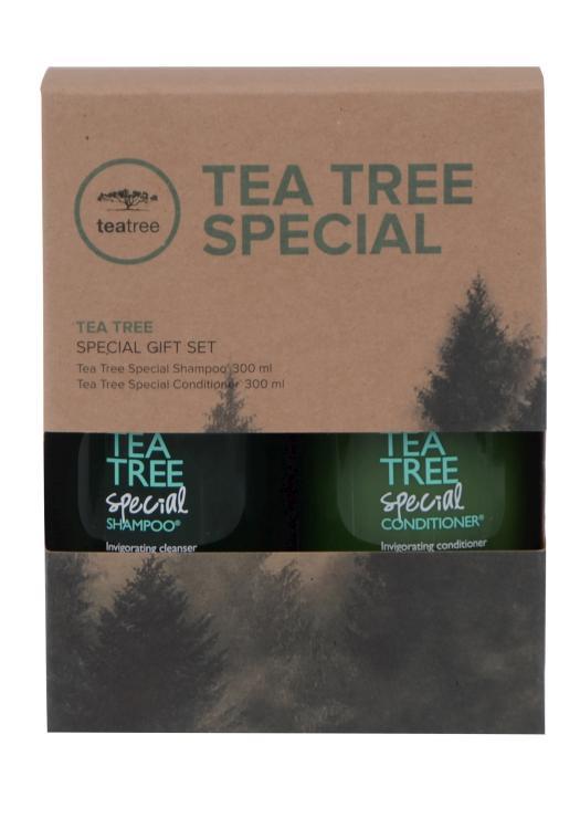 Dárková sada pro svěžest vlasů Paul Mitchell Tea Tree - Special (702666) + DÁREK ZDARMA