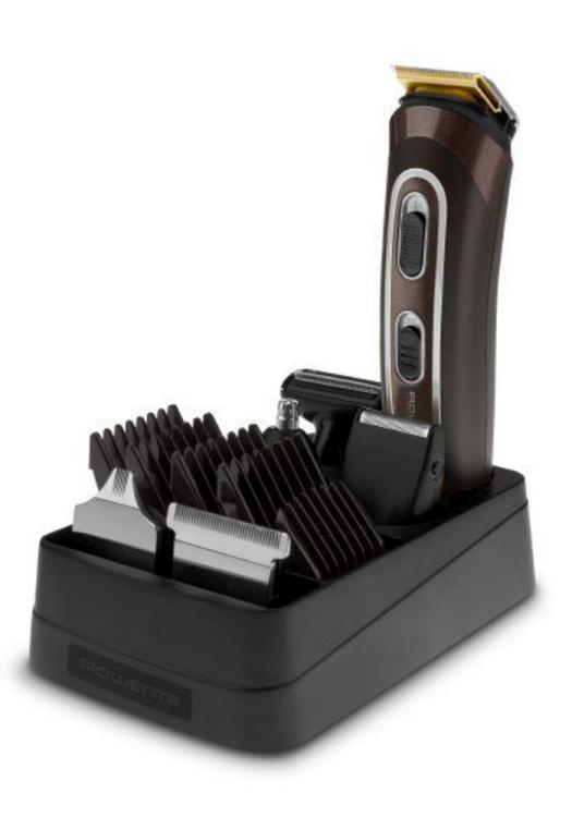 Zastřihovač vlasů a vousů Trim a Style Rowenta TN9160F0 + DÁREK ZDARMA a57f0a88e92
