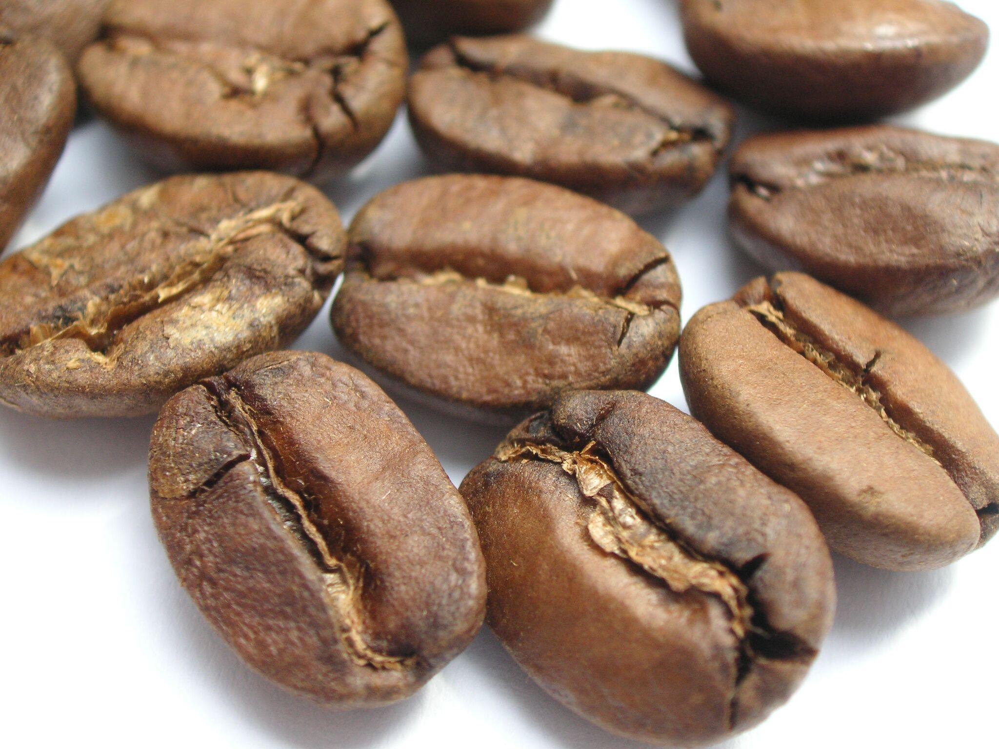 Káva Brazil Santos 17/18 z oblasti Guaxupe 250g - zrnková (241/ZRN) - BotaCoffee