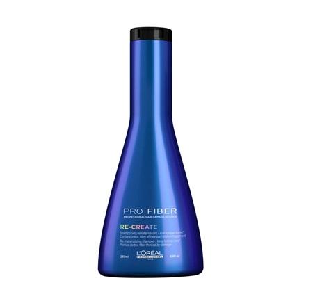 Šampon pro regeneraci vlasů Loréal PRO FIBER Re-create - 250 ml + DÁREK ZDARMA