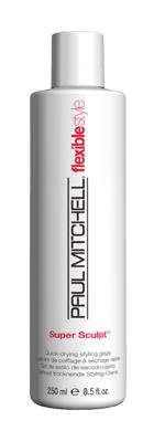 Rychleschnoucí gel na vlasy Paul Mitchell Super Sculpt - 250 ml (701008) + DÁREK ZDARMA