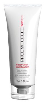 Gel pro maximální fixaci Paul Mitchell Super Clean - 100 ml (109311) + DÁREK ZDARMA