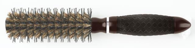Kulatý kartáč na vlasy Sibel Glossy Hair - pr. 47 mm (8436212)
