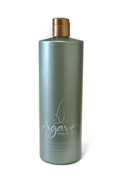 Hydratující šampón pro uhlazení vlasů Agave - 1000 ml, bez sulfátu (Z-AHSH-0002) - Bio Ionic + DÁREK ZDARMA