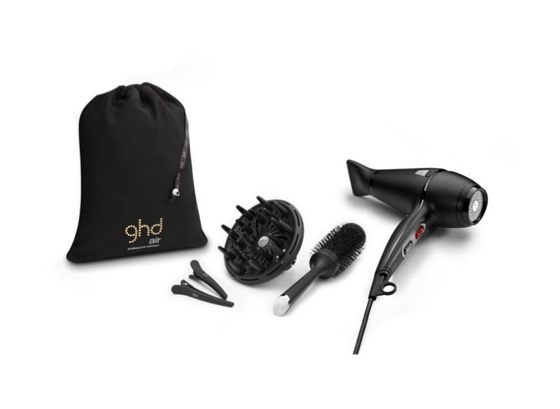 GHD Air Hair Kit - Profesionální fén na vlasy s příslušenstvím (H0-STYLEKITEUN1) + DÁREK ZDARMA
