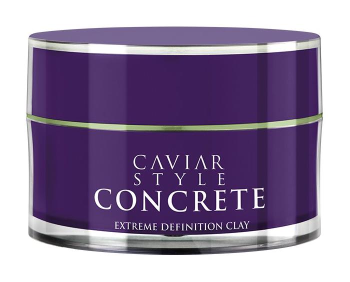 Stylingová hlína pro matný vzhled Alterna Caviar Style Concrete - 52 g (67235) + DÁREK ZDARMA