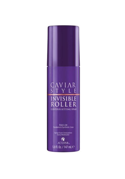 Sprej na vlny Alterna Caviar Invisible Roller - 147 ml (67237) + DÁREK ZDARMA