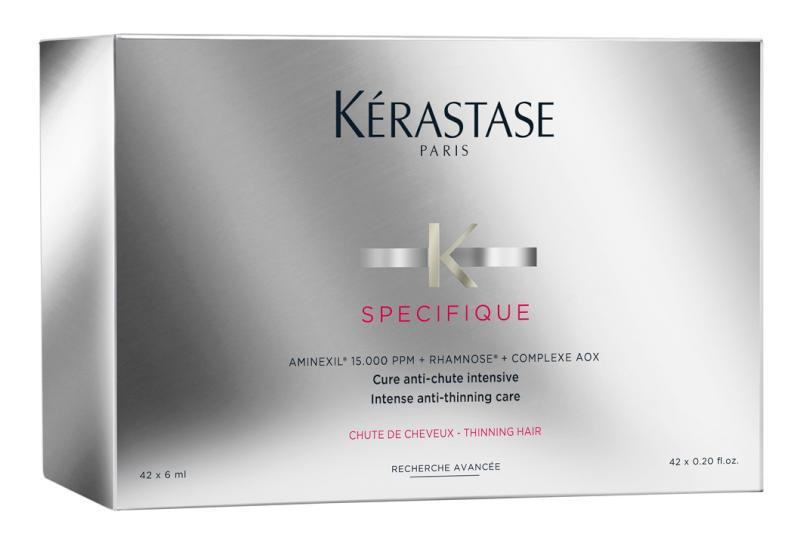 Intenzivní kúra proti vypadávání vlasů Aminexil - 42 x 6 ml - Kérastase Paris + DÁREK ZDARMA