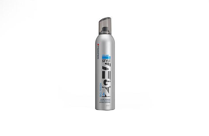 Goldwell Big Finish Volume - lak na vlasy pro objem 500 ml (227845) + DÁREK ZDARMA