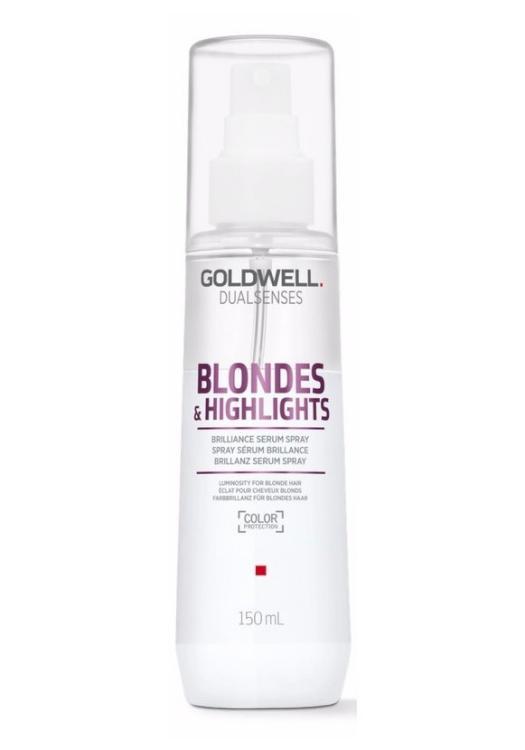 Sérum pro blond a melírované vlasy Goldwell DS - 150 ml (206120) + DÁREK ZDARMA