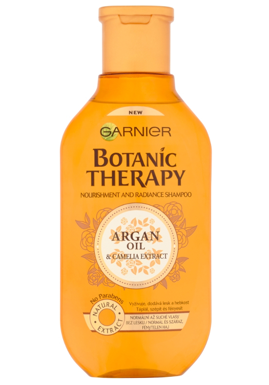 Šampon pro suché vlasy Garnier Botanic Therapy Argan Oil - 250 ml